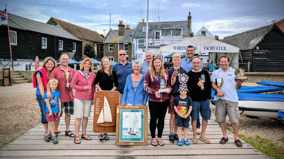 Whitstable Week Winners 2017
